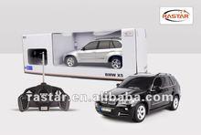 Rastar 1/18 BMW X5 toy car 23100