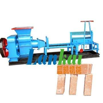 Pequeño arcilla ladrillo máquina / arcilla ladrillo que hace la máquina / manual de arcilla ladrillo máquina extrusora