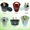 B12-SERIES-1 Coca Audited Factory Custom Logo Plastic Ice Bucket