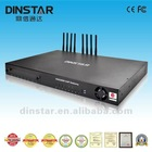 Dinstar Product P2P Free Global Calling 8 ports GSM Gateway