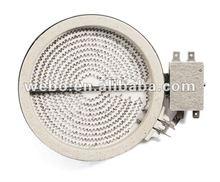 130mm 800W 220V Ceramic Heating Element HL-T130R