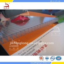 Heat and Cold Insulation Roofing Material Polycarbonate Sheet