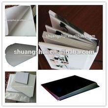wedding album environmental PVC sheet