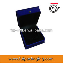 Customized Plastic/Velvet Flocking Box For Bangle