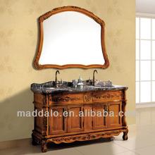 Royal Court Style Luxury Antique Bathroom Vanity