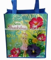 New reusable pp non woven bag for shopping