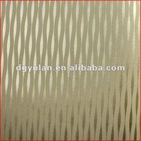 Modern Wallpaper Lines Textured Commercial Glitter Wallpaper