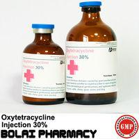 Long-acting Oxytetracycline injection 30% veterinary antibiotics