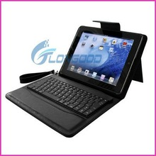 2012 Popular Leather Keyboard Case for iPad 2 / 3