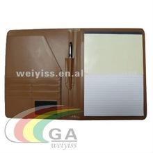 promotional leather notebook agenda