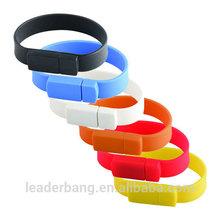 New design mini wrist usb flash drive 4gb