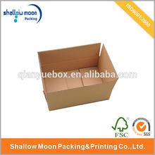 5-ply Strong Fruit Carton Box , Custom Printing Fruit Box for Shipping, Fruit Packaging Box