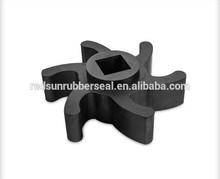 Auto Rubber Part Rubber Component