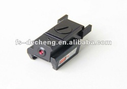 JG-006 red laser sight/red dot sight for 21mm rail