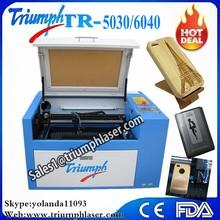 ipad case pvc phone waterproof case/ logo laser engraving Machine/phone case printing machine
