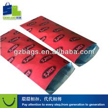 Aluminium Foil Paper Snack Food Packaging Bags in Long Square Shape