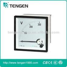 DC voltage Panel Meters