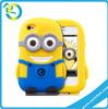 Wholesale Fun Shape Multi Colours OEM Customized Mobile Phone Silicone Rubber Case