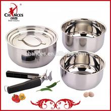 5Pcs Korean Style Stainless Steel Kitchen
