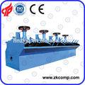 ampliamente utilizado de la máquina de flotación de mineral de hierro