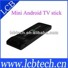 3D videos,UPNP,network neighbourhood, VOIP Phone,USB Power Supply by TV-Android4.0 google smart cloud TV stick