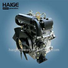 3000rpm water cooled V-twin cylinder diesel engine EV80