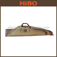 2014 hot sale canvas and imitation Leather Rifle slip