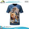 Wholesale Plain Blank Fashion Custom Print 3d T-shirt
