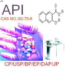 3-Hydroxy-2-naphthoic acid,92-70-6