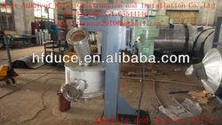 slurry Filter of detergent powder plant