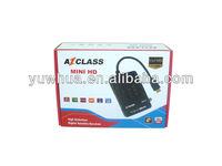 freesky azclass mini hd decodificadores satelitales hd with IKS account open Nagra 3 similar amiko mini hd