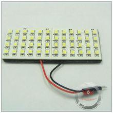 Dc 12v 1210 48 SMD LED Car Panel Interior Dome Light Bulbs Lamp White
