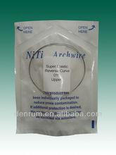 Reverse Curve NITI Arch Wire