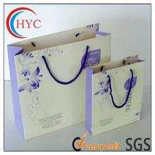 2013 high quality paper bag shopping