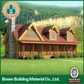 Assemblé maison préfabriquée maisons modulaires avec décor à la maison, toilettes