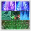 1 meter double side led sonwfall meteor nightclub light with 3d effect