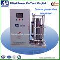 200g/h de água de refrigeração do gerador de ozônio