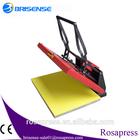 60*80cm cotton printing heat press machine/flax heat transfer machine