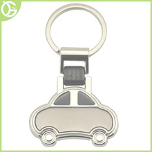Wholesale custom promotional car shape metal keyring