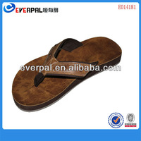 leather chappals for men Rubber sandals slippers