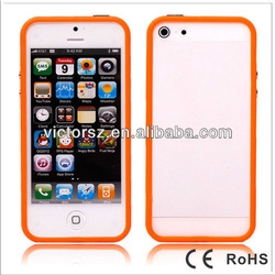 For iPhone 5G Bumpers/For Apple iPhone 5 Bumper/For Apple iPhone 5 5G Bumper