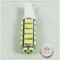 super bright t10 socket 194 175 168 w5w 68 smd led car light auto bulb