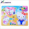 2014 customized puzzle/ kids folding jigsaw puzzle toys/wholesale blank jigsaw puzzle manufacturer