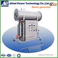 800g/h produção alimentar ozonizador de água para tratamento de água