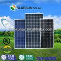 bluesun de alta eficiencia 300w 290w panel de poli solar precio