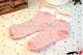 Corée fille froufrous dentelle 100% coton chaussette