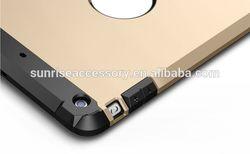 Wholesale Double Color Hybrid SLIM ARMOR Case For iPad 4 Case