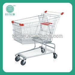 Hot Sale Supermarket Carts Shopping Cart Trolleys for Supermarket JS-TAM06