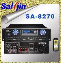 5.1 Channel Amplifier, 5.1 Channel Karaoke Amplifier