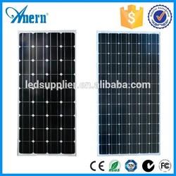 200W Monocrystalline Solar Panel High Efficiency Solar Cell For Home Use